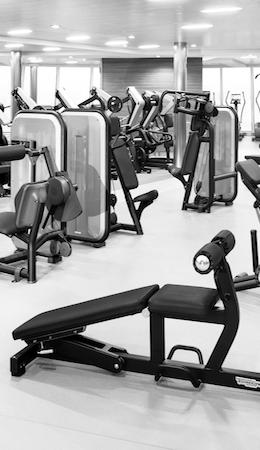 motionsudstyr til hjemmet